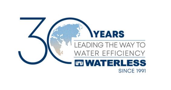 30 years of waterless