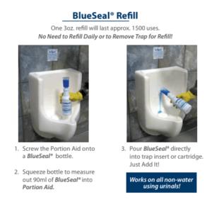 blueseal refill instructions