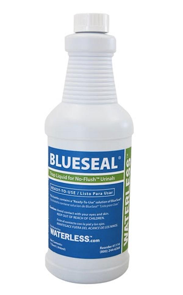 blueseal waterless liquid.