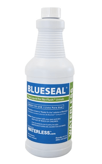 blueseal waterless liquid